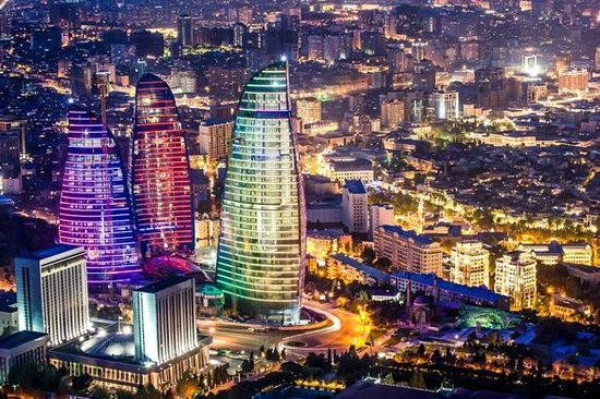 "Baku, Azerbaijan: ""City of Winds"""