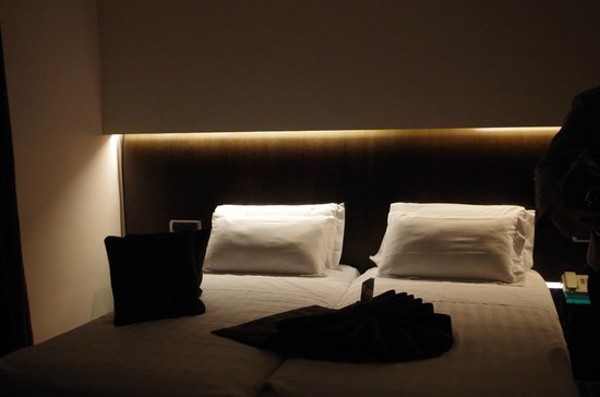 BEST WESTERN Hotel Universo : bedroom