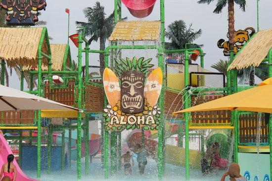 Thalassa Sousse Resort & Aquapark: детский бассейн