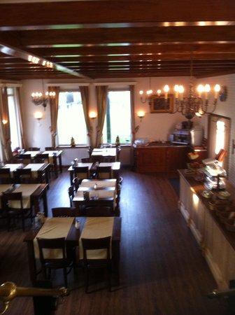 Hotel Duinzicht: Ontbijtzaal