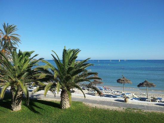 Club Med Djerba la Douce: vue de la chambre