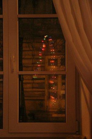 Hotel Tilto: Окно