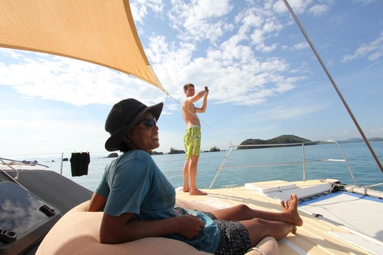 SY Nakamal Sail and Dive Charters: 1