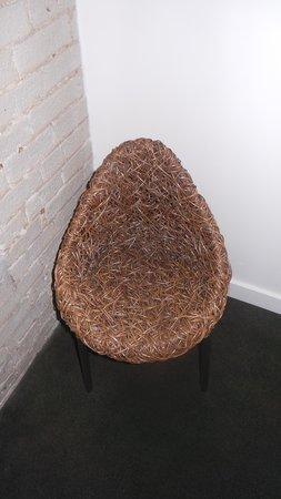 Hotel Ocho: Funky Chair