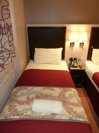 Comfort Inn Buckingham Palace Road: Habitacion 2