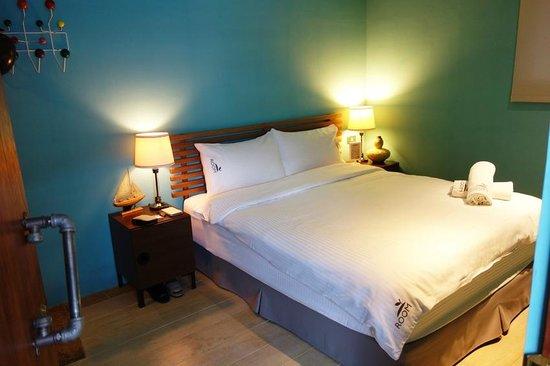 Apple Room Hostel : Room at the Apple Room Hotel