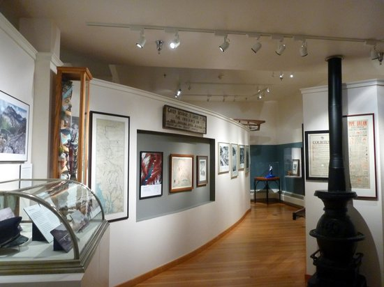 Skagway Museum and Archives: This museum makes great use of its space.