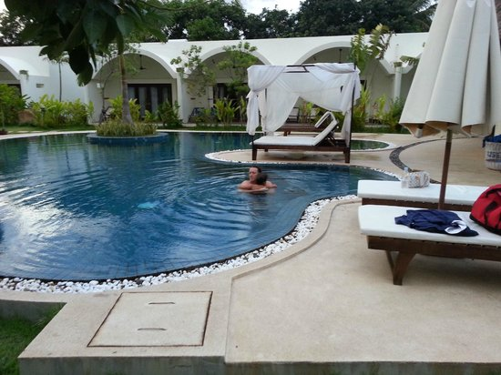 Navutu Dreams Resort & Spa: Salt Water Pool