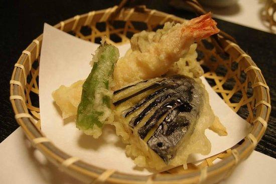 Ohanabo: tempura