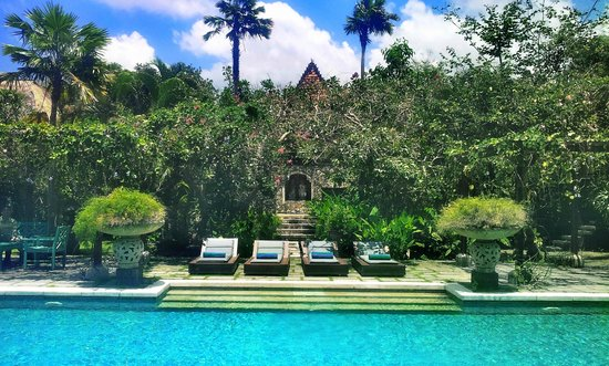 Plataran Canggu Resort & Spa: The main pool