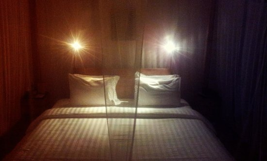 Plataran Canggu Resort & Spa: Supercomfy bed