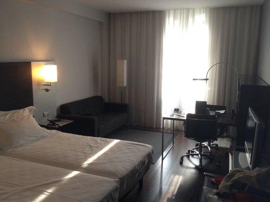 AC Hotel Torino : J'est séjourner trois fois dans cette hotel chambre superbe les suite son spacieuse avec chambre