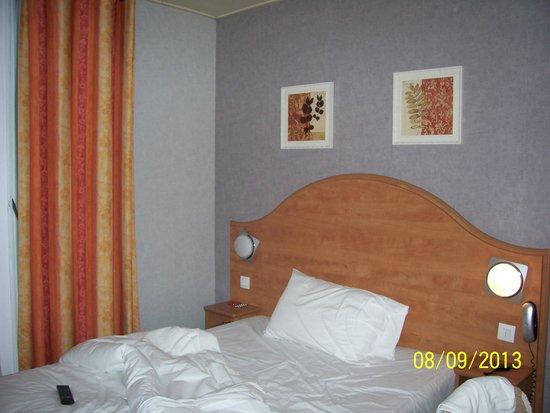 Alexandrine Opera: на этой кровати отличный матрас, почти ортопедический