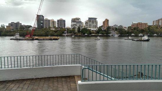Stamford Plaza Brisbane: View