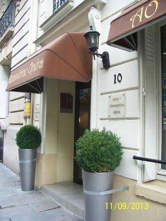 Alexandrine Opéra : 10, Rue de Moskow, Paris