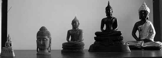 Taman Buddha : Moods of Buddha