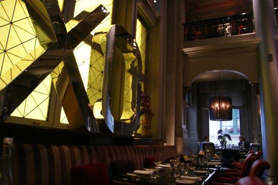 Hotel Le St-James : A.M