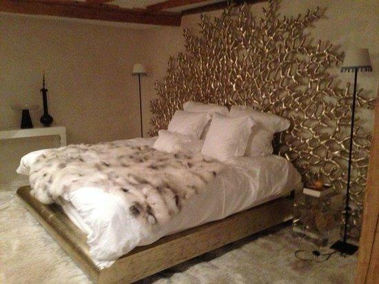 La chambre bleuet photo de du c t de chez anne - Maison d hotes du cote de chez anne ...