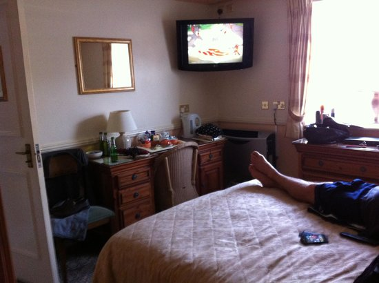 The Botany Bay Hotel: Comfortable