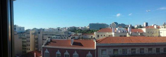 HF Fenix Urban : Vista do nosso quarto