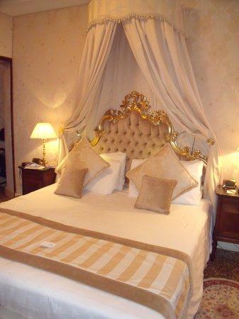 Palazzo Paruta: Notre chambre