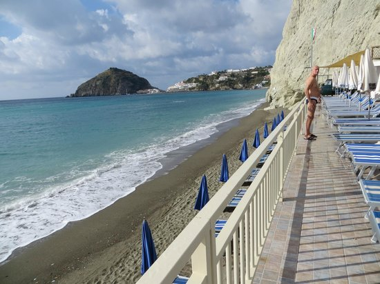 Hotel Vittorio: spiaggia