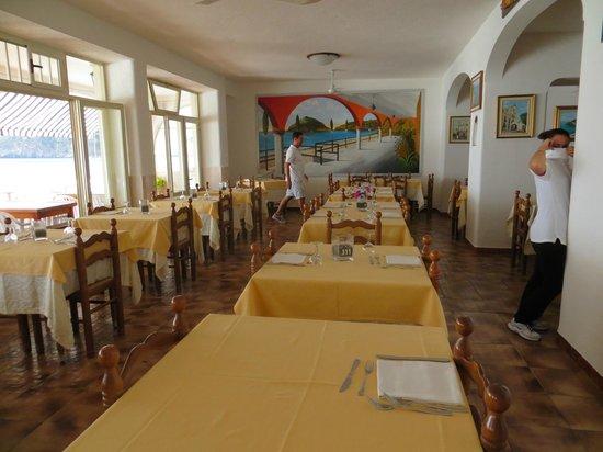 Hotel Vittorio: ristorante interno