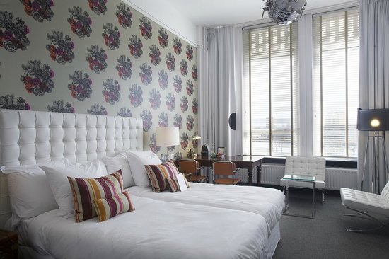 Hotel New York: Waterside room