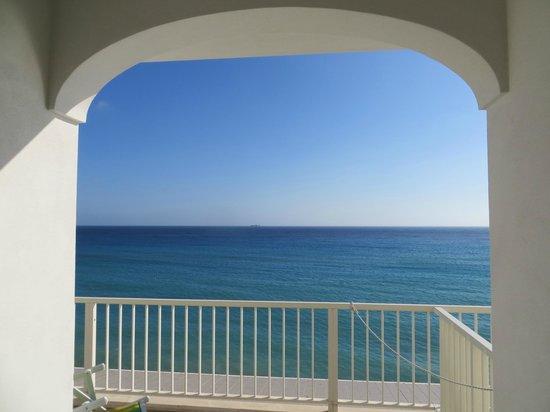 Hotel Vittorio: vista dalla camera
