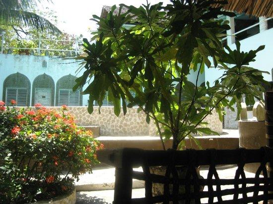 Hotel Melinde: Dalla reception