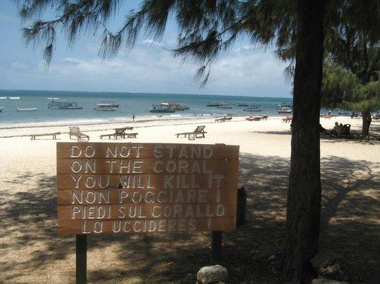 Hotel Melinde: Marine Park