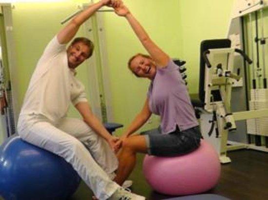 Hotel Mürz: Fitness und Therapie