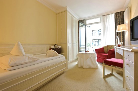Hotel Mürz: Einzelzimmer Wohnbeispiel