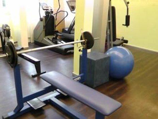 Hotel Mürz: Fitness