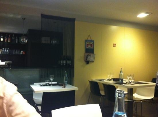 Melange: restaurant