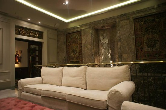 NH Collection Paseo del Prado: Номер