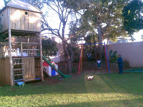 Umhlanga Guest house: Jungle gym
