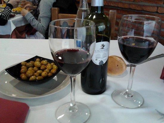 Bilbilis : Vino de Calatayud