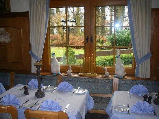 Bayerisches Landhaus : Зал ресторана