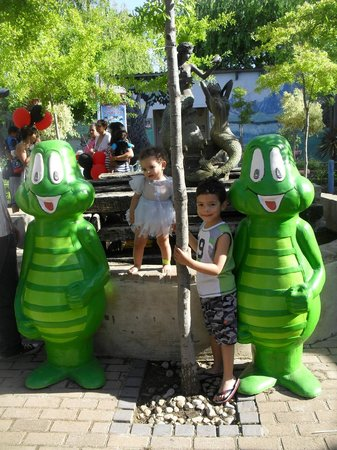 Bugz Family Playpark: kids all played out