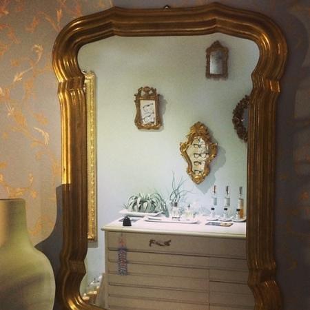 Boudoir Galleria Ottica: a view in the new shop