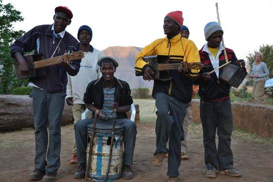 Malealea Lodge: The Malealea Band!
