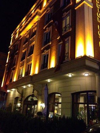Ankara Gordion Hotel: gordion hotel, ankara, turkey