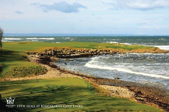 Kingsbarns Golf Links: !5th Hole Kingsbarns