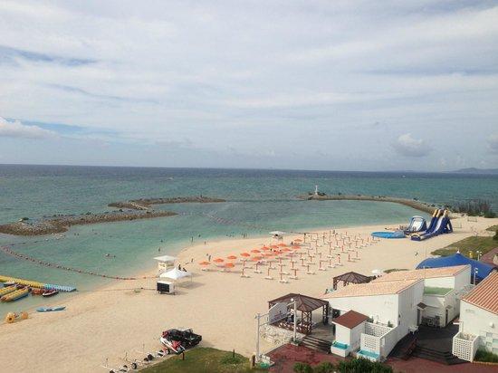 Sheraton Okinawa Sunmarina Resort: 部屋からの景色