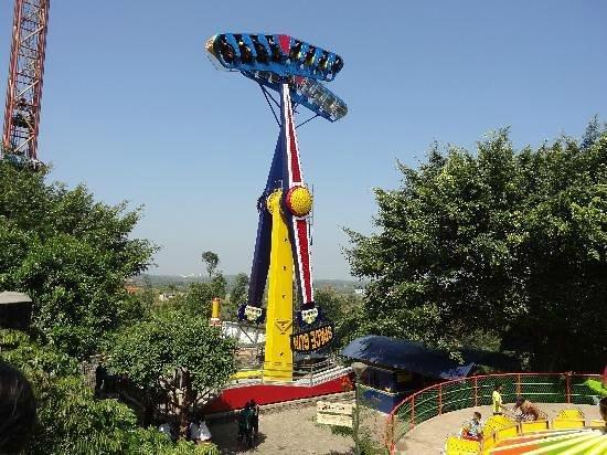 Wonderla Amusement Park: wonderla ride