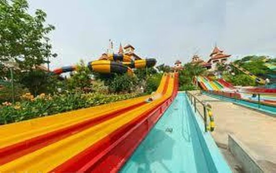 Wonderla Water Ride Picture Of Wonderla Amusement Park