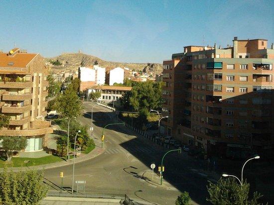Vista calatayud picture of hotel castillo de ayud - Castillo de ayud ...