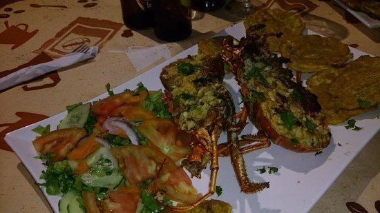 Sabor Latino Bistro Restaurant: MMMMH