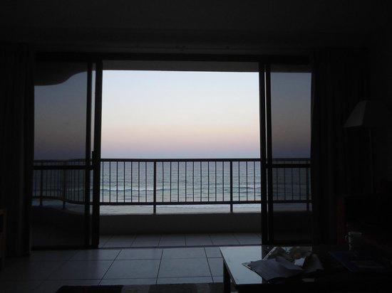 San Simeon: View